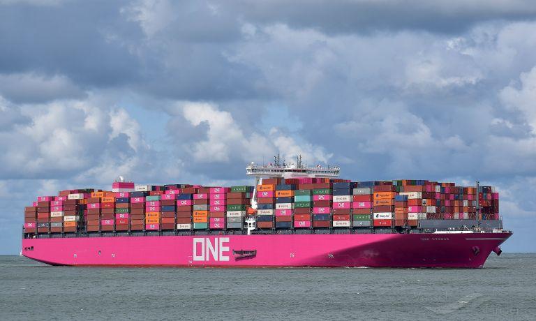 ONE CYGNUS, Container Ship - Detalles del buque y posición actual - IMO  9806081 MMSI 431073000 - VesselFinder