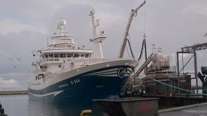 Photo du navire ROCKALL