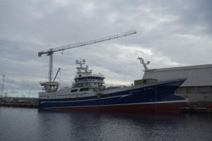 Photo of ROCKALL ship