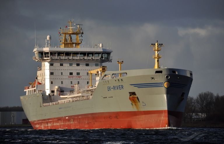 ship photo by marcel coster