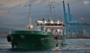 Photo of GREEN CADIZ ship