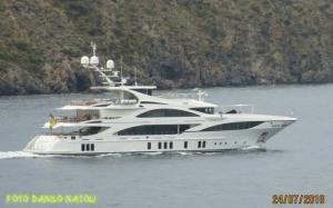 Photo of DOMANI ship