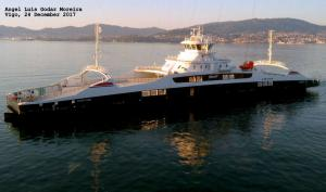 Photo of M/F EIDSFJORD ship