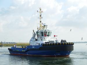 Photo of TIS ship