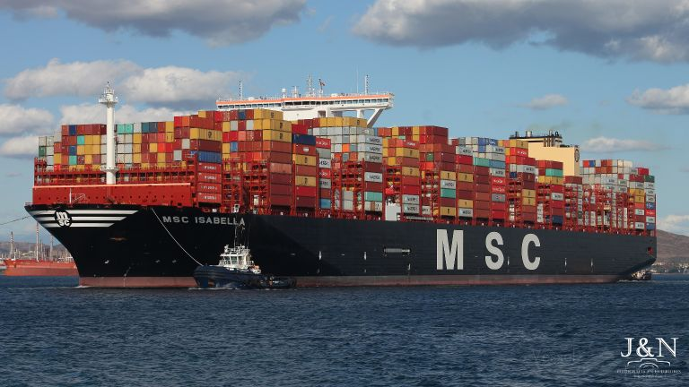 MSC ISABELLA photo