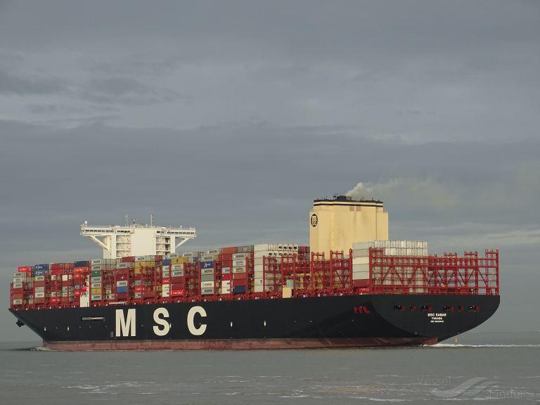 MSC SAMAR photo