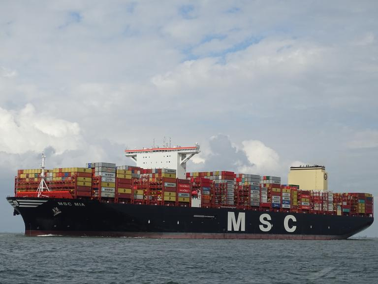 MSC MIA photo