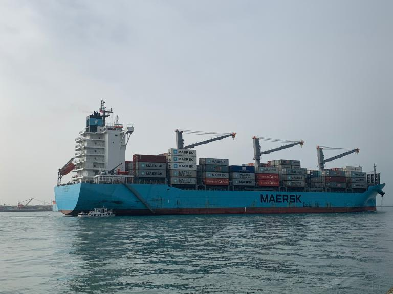 MAERSK MONGLA photo